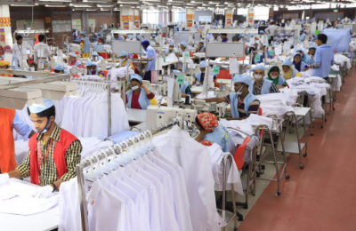 Garment factory Bangladesh clothing manufacturer