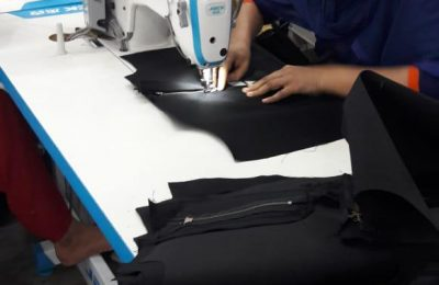 Pattern improved – we start sewing!