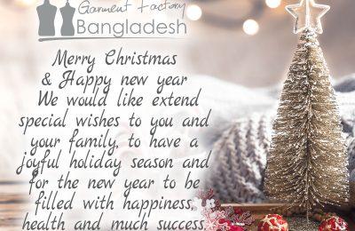 Merry Christmas & Happy New Year 2021